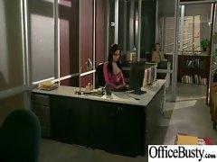 Busty Girls Get Fucked Hardcore In Office clip-10