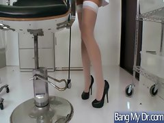 In Doctor Office Horny Girls Get Banged clip-07