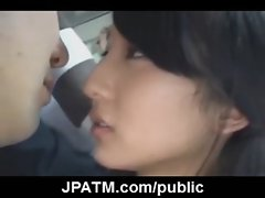 Sex in Public - Japanese Young Teens Fuck Outdoor 20