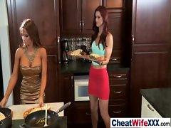 Sexy Slut Wife Get Fucked Hardcore video-20