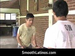 Free gay Latin gay teens Noe and David gay porno