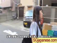 Asians Girls In School Uniforms Get Banged video-15