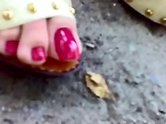 Sexual toes