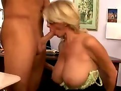 Amazing nice looking female with giant hooters have sweet fuck!