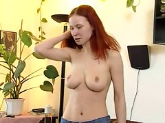 Solo Masturbation Series Excellent Hooters German