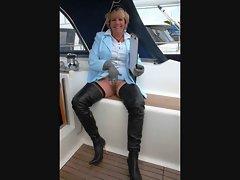 Granny Jasmine Sells a Boat