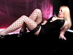 English vixen Shay gets banged by a BBC