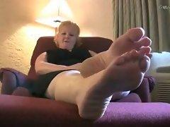 Granny feet