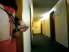 public exhib hotel exhib sexe shaft flashing prick