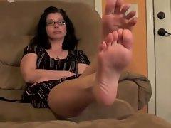 soles feet