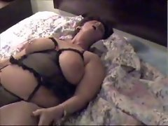 Solid Heavy Dark haired Gets BBC With Huge Facial