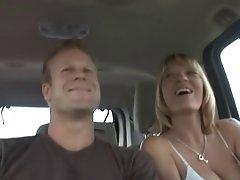 My Favorite Mamma Screwed in a Van