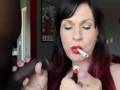 Smoking cock sucking YPP