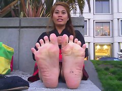 Great STINK Fleshy SOLES