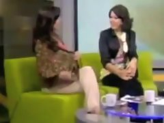 sexual arabic news reader joumana nammour