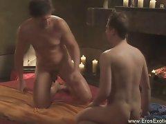 Erotic Handjob Technique From Asia