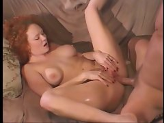 Luscious vixen loves bum ripping sodomy