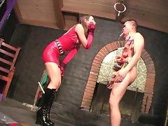 Rayne's pain slave