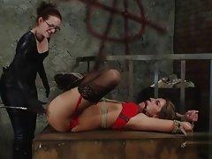 banging machine and bondage