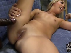 19 years old vixen dirty wife Callie Cobra inseminated in front of cuckold