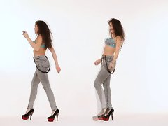 Walk By Striptease