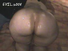 Perfect plump ssbbw butt
