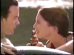 Lara Flynn Boyle - The Temp (A alluring day at the lake)