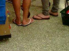 19 years old dolls feet