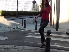 Plateau High Heel - My incredible Louboutin