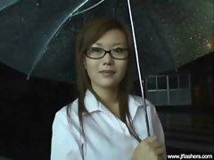 Teen Asian Girl Flash Boobs And Get Hard Bang movie-58