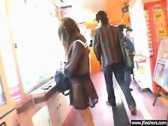 Teen Asian Girl Flash Boobs And Get Hard Bang movie-48