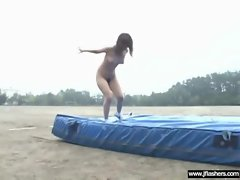 Teen Asian Girl Flash Boobs And Get Hard Bang movie-02