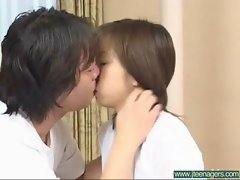 Teen Japanese Girl Get Hard Sex movie-15