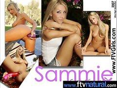 Teen Cute Amateur Girl Masturbate movie-09