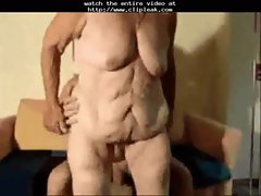Grandma Lilly Blowjob