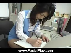 Bukkake Now - Sexy Japanese Babes Facial Cumshots 01