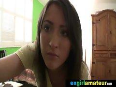 Teen Amateur Girl Get Banged Hard movie-15