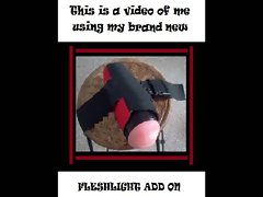 Fleshlight Add On daily workout