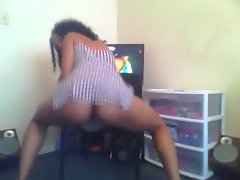 My Beatz + Her Twerking = This video