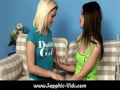 Pretty Lesbians Doing It Right - Sapphic Erotica22
