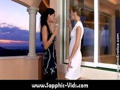 Pretty Lesbians Doing It Right - Sapphic Erotica06