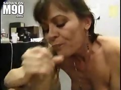 Gilf Daleena Dancer sucks cock