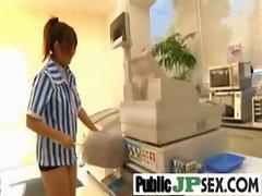 Japanese Girl Get Banged Hard Outdoor clip-25