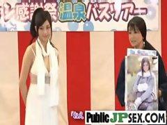 Japanese Girl Get Banged Hard Outdoor clip-21