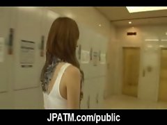 Young Japanese Teens Outdoor Exposing and Fucking 07