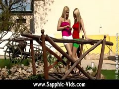 SapphicErotica Lesbians That\&#039_s ALL movie sample 25