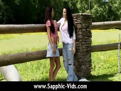SapphicErotica Lesbians That\&#039_s ALL movie sample 26