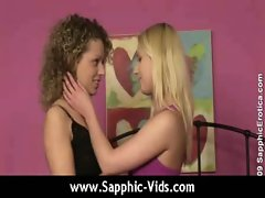 SapphicErotica Lesbians That\&#039_s ALL movie sample 29
