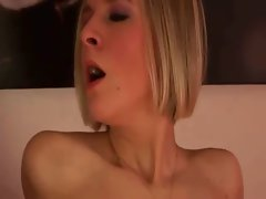 Hot bi party with pussy fucking and blowjobs