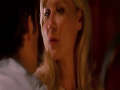 Kirsten Dunst Hot Sex Scene From Bachelorette
